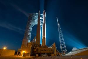 Unmanned Cygnus cargo ship launches to ISS on resupply run: NASA