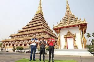 ออลไทยแลนด์เปิดฤดูกาล 2016 ที่ขอนแก่น