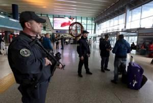 """บึ้ม """"บรัสเซลส์"""" ฟ้องจุดอ่อน """"สนามบิน"""" เร้าทั่วโลกยกระดับความปลอดภัย"""