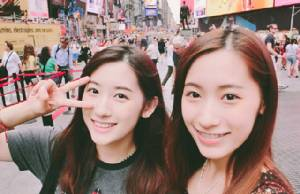 (ชมภาพ) คู่สวยเก่งสาวแฝดจีน สอบติดฮาร์วาร์ดทั้งพี่น้อง