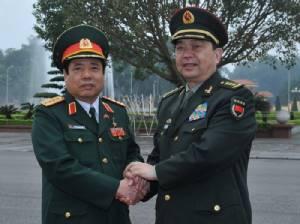 รมว.กลาโหมเวียดนาม-จีน เห็นพ้องจัดการข้อพิพาททางทะเลอย่างสันติเป็นมิตร