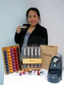 Sagaso แฟรนไชส์กาแฟแคปซูล เทรนด์ใหม่ลงทุนแค่หลักพัน