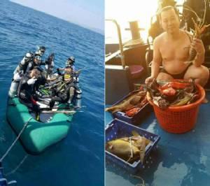 แฉ! นักท่องเที่ยวจีนฮ่องกงระรื่น ดำน้ำยิงปลาที่สิมิลัน