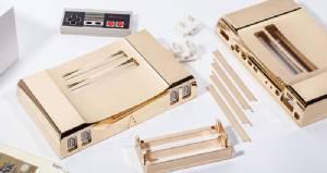 """จัดไหม?? เครื่อง """"NES"""" ชุบทองคำ 24 กะรัต ราคา 180,000 บาท"""