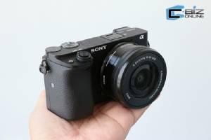 Review : Sony a6300 เด่นที่ออโต้โฟกัสเร็วสุดในโลก