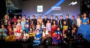 """Thailand Comic Con 2016"" เผยไฮไลท์เด็ดตลอดงาน 22 - 24 เม.ษ.นี้"