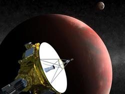 New Horizons โคจรผ่านพลูโตสู่อาณาจักรดาวเคราะห์แคระ