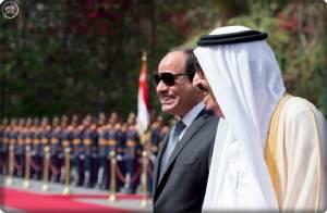 กษัตริย์ซาอุฯชื่นมื่นกับซิซี ร่วมประวัติศาสตร์สร้างสะพานข้ามทะเลแดงไปหาอียิปต์ พร้อมกระชับสัมพันธ์ด้วย MOU 1.7 พันล้านดอลลาร์