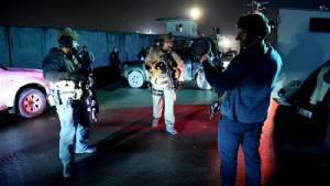 """เกิดระเบิดในคาบูล หลัง """"จอห์น เคร์รี"""" ดอดเยือนเมืองหลวงอัฟกันแบบไม่แจ้งล่วงหน้า"""