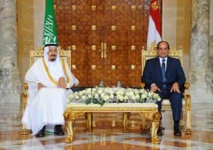 """""""ซาอุฯ"""" ตั้งกองทุนเพื่อลงทุนใน """"อียิปต์"""" 568,000 ล้าน"""
