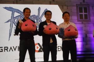 งานรวมพลคนรัก RO แฟนเกมแห่ร่วมแน่น Siam Square One