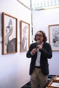 'ดวงฤทธิ์ บุนนาค'เปิดตลาดงานศิลป์กลางแจ้งโชว์เจ๋งผลงาน 14 ศิลปิน