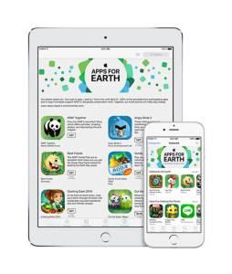 Apple จัดโครงการรักษ์โลก นำเงินรายได้จากการซื้อแอปสมทบทุน WWF