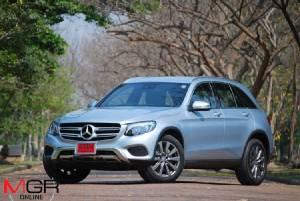 Mercedes-Benz GLC ทีเด็ด ดีเซล-เกียร์9สปีด นุ่มเงียบเรียบลื่น