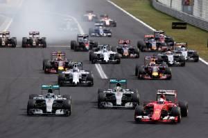 ส่องอาวุธใหม่ 6 ค่าย F1  ชิงเจ้าความเร็วปี 2016