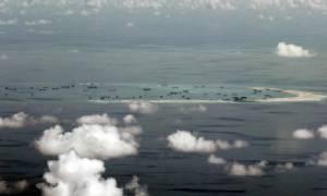"""จีนเดินหน้าสร้าง """"โรงไฟฟ้านิวเคลียร์ลอยน้ำ"""" ป้อนพลังงานแก่หมู่เกาะในทะเลจีนใต้"""