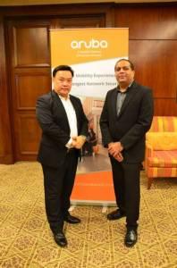 อรูบ้าเล็งตลาด IoT โต ส่ง Aruba AirWave รุกตลาดไทย