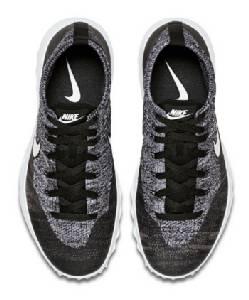 Nike Flyknit Chukka รองเท้าหุ้มข้อสตรีทแฟชั่น