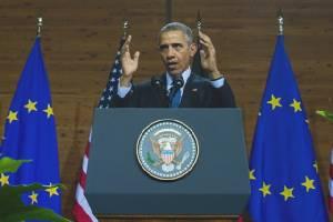 """""""โอบามา"""" ยืนยันส่งทหารรบพิเศษเข้า """"ซีเรีย"""" เพิ่มอีก 250 นาย"""