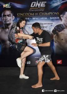 """""""สุกี้"""" จัดคอนเสิร์ตร็อกระดับชาติ ส่ง """"บอดี้สแลม-บิ๊กแอส"""" นำทัพคนไทย เชียร์แชมป์โลก MMA เลือดไทยป้องกันแชมป์"""