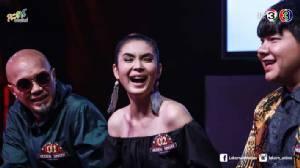 """""""ฝน ธนสุนทร"""" ออกตัวแรงเปิดใจหลงรัก """"ปู  แบล็คเฮด"""" กลางรายการ Hidden Singer Thailand"""