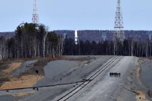 First rocket launch from Russia's Vostochny delayed