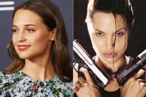 """""""อลิเซีย วิกันเดอร์"""" คว้าบท """"ลารา ครอฟต์"""" Tomb Raider ฉบับรีบู๊ต"""