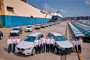 โรงงานBMWไทยลุยส่งออกเอสยูวีไปจีนครั้งแรก