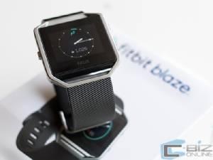 Review : Fitbit Blaze นาฬิกาฟิตเนสสไตลแฟชั่น