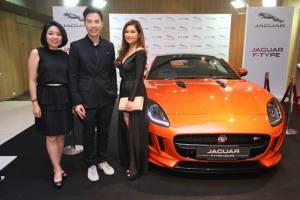 """จากัวร์ ประเทศไทย จัดแสดง จากัวร์ เอฟ-ไทป์ คูเป้ยนตรรรมผู้คว้ารางวัล  """"รถยนต์ในฝัน (Dream Car)"""" จาก Women's World Car of the Year Awards"""