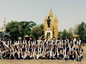 สุดแซบ! หนุ่มหล่อ 30 ประเทศโชว์เต็มเวที Mister Global 2016 ที่เชียงใหม่(ชมคลิป)