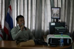 นศ.ราชภัฏเพชรบุรีเข้าศึกษาการใช้สิทธิมนุษยชนกรณีค้านย้ายพิพิธภัณฑ์พระปฐมเจดีย์