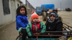 กลุ่มแพทย์ไร้พรมแดนวอนชาติเพื่อนบ้านเปิดพรมแดนรับผู้ลี้ภัยสงครามซีเรีย