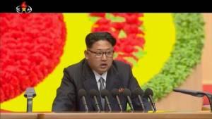"""สื่อจีนระบุ  """"ทัศนคติเกาหลีเหนือ"""" ยังไม่เปลี่ยน แม้คิมให้คำมั่นในที่ประชุมสมัชชา"""