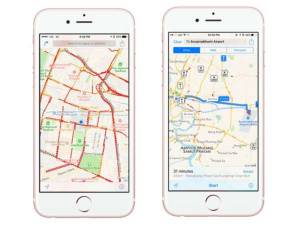 Cyber News : อัปเดตแอป Maps บนไอโฟน