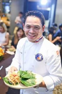 """ศิลปะในการดื่ม-กิน """"ค็อกเทลไทย"""" คู่กับ """"อาหารไทยและอาเซียน"""" ในแคมเปญ """"Mekhong Elite Table 2016"""""""