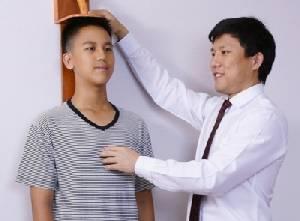 ตั้งเป้า 20 ปี ผู้ชายต้องสูง 180 ซม. หญิง 167 ซม. แก้ปัญหาเด็กไทยเตี้ย