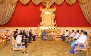 """สรุปคณะบัวแก้วเยือนพม่า ฐานะผู้แทนพิเศษ """"บิ๊กตู่"""" ถก """"ติน จ่อ-ซูจี"""" กระชับสัมพันธ์สองประเทศ"""