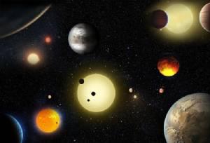 พบดาวเคราะห์นอกระบบสุริยะเพิ่มอีก 1,284 ดวง