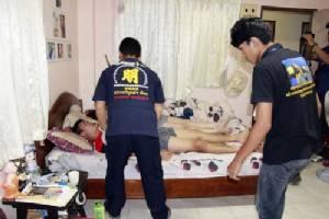 นักฟุตบอลดาวรุ่งสโมสรดังพัทยา กินยานอนหลับฆ่าตัวตายพร้อมแฟนสาว