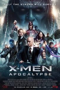 X-Men: Apocalypse X-เม็น อะพอคคาลิปส์