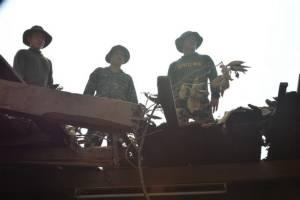 มทภ.2 สั่งทำตุ่มน้ำแจกชาวอีสานเก็บน้ำหน้าฝน