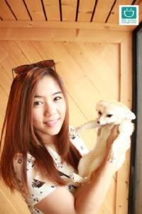 """""""คาเฟ่จิ้งจอก"""" แห่งแรกในเอเชีย..เอาใจคนชอบสัตว์แปลก!"""