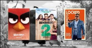 Angry Birds แชมป์ทำเงินประจำสัปดาห์ Civil War ขึ้นแท่นอันดับ 1 แห่งปี