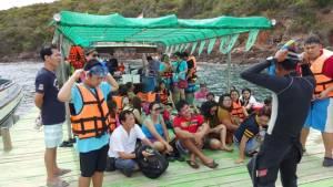 ทช.ประกาศ 13 มาตรการระงับความเสียหายหลังเกิดวิกฤตปะการังฟอกขาวในพื้นที่ 7 เกาะ