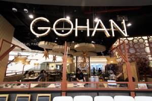 """""""GOHAN"""" อาหารญี่ปุ่นสุดพรีเมียม รสยอดเยี่ยมคุณภาพสดใหม่"""