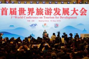 """หลี่ เค่อเฉียง เผยจีนจะช่วยประชาชน 12 ล้านคน """"หลุดพ้นความยากจน"""" ด้วยการท่องเที่ยว"""