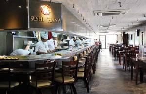 """""""Sushi Hana"""" ร้านอาหารญี่ปุ่นต้นตำรับ ระดับพรีเมียม สาขาใหม่ย่านทองหล่อ"""