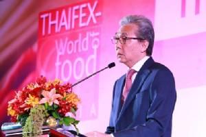 """""""ดร.สมคิด"""" แนะเพิ่มนวัตกรรมอาหารไทยสู่ครัวโลก"""