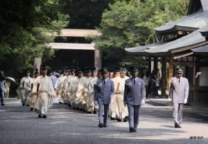 """ตามรอยผู้นำโลก สักการะ """"ศาลเจ้าอันดับ 1 ของญี่ปุ่น"""""""
